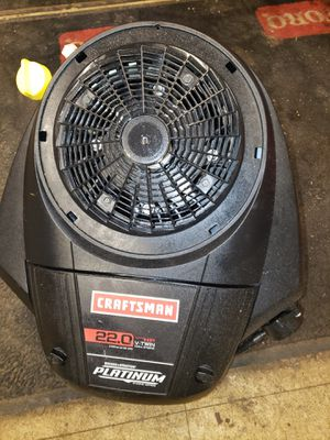 NEW! 22hp Briggs and Stratton engine 44n677-0037 724cc Intek v twin for Sale in Addison, IL