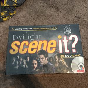 Scene It? Twilight Game for Sale in Queens, NY