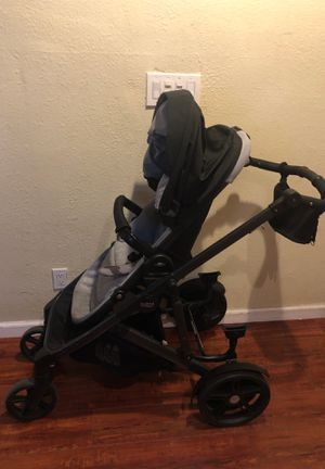 2017 B-Ready Britax Double Stroller with extensions for Sale in Oakland, CA