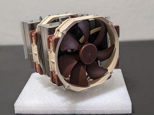 Noctua NH-D15 Premium CPU Cooler for Sale in Clovis, CA