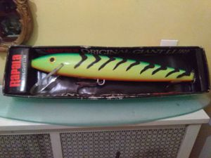 Fishing lure for Sale in Boston, MA
