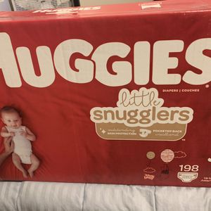 Diapers size 1-LOCATED IN STEILACOOM for Sale in Anderson Island, WA