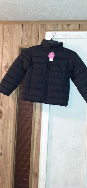 Black puff jacket for Sale in Fort Worth, TX