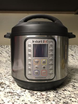 InstantPot Duo Plus - 9QT for Sale in Pompano Beach, FL