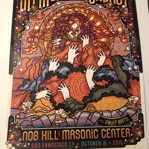 My Morning Jacket Poster for Sale in Aloha, OR