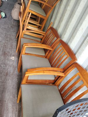 Beautiful Wooden Chairs for Sale in WARRENSVL HTS, OH