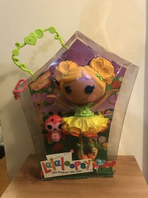 "13"" lalaloopsy doll ~ brand new for Sale in Arlington, VA"
