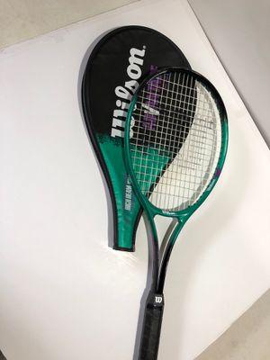 Wilson advantage tennis racket for Sale in Austin, TX