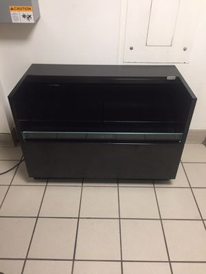 """Oasis air curtain fridge 47"""" for Sale in Seattle, WA"""