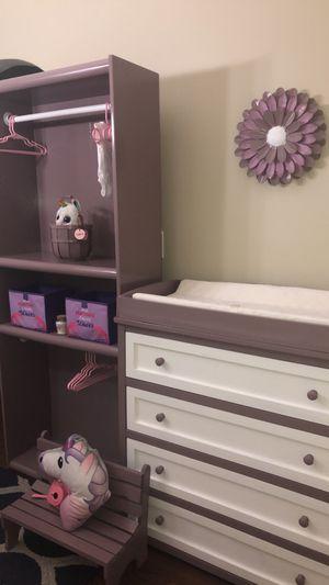 Hand painted custom nursery furniture for Sale in Powder Springs, GA
