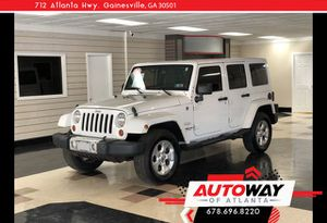 2013 Jeep Wrangler Unlimited for Sale in Gainesville, GA