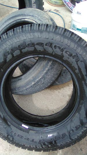 Used tires practically new for sale for Sale in Cuba, MO
