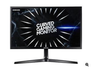 SAMSUNG CRG5 CURVED GAMING MONITOR for Sale in Fresno, CA