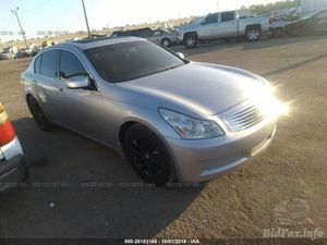 2008 Infiniti G35 (Parts) for Sale in Los Angeles, CA