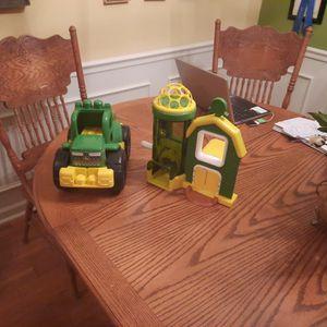 Kid/Child, 2 Piece John Derek Play Toys, Gently Loved for Sale in Simpsonville, SC