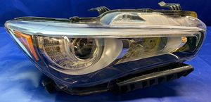2014 2015 2016 2017 INFINITI Q50 FRONT RIGHT PASSENGER SIDE HEADLIGHT ASSEMBLY for Sale in Fort Lauderdale, FL