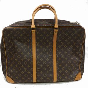 Authentic Louis Vuitton Sirius 50 M41406 Brown Monogram Travel Bag 11317 for Sale in Plano, TX