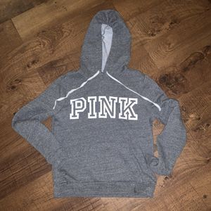 Like new pink by Victoria's Secret hoodie-medium for Sale in Plano, TX