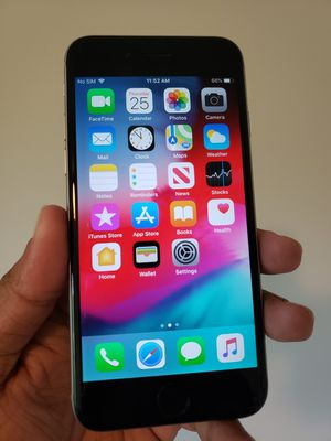 iPhone 6 , Unlocked for All Company Carrier, Excellent Condition like New for Sale in Springfield, VA