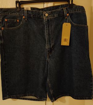 LEVI'S Relaxed Fit Shorts,(44 Waist) for Sale in Houston, TX