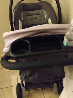 Car Seat And Stroller Set for Sale in Houston,  TX