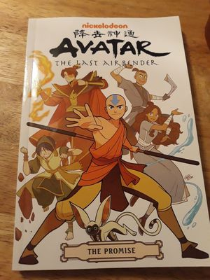 Brand New Nickelodeon AVATAR The Last Airbender The Promise [BOOK] for Sale in Lakewood, CO