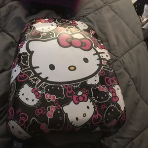 Hello Kitty Suitcase TSA Approved with Push Handle for Sale in Rancho Santa Margarita, CA