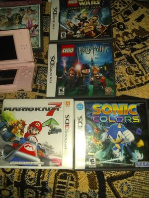 Nintendo's 3DS +18Game,s for Sale in Chula Vista, CA