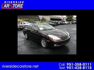 2002 Lexus ES 300 for Sale in Riverside, CA