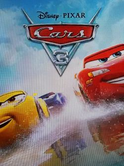 4K Digital UHD - Cars 3 for Sale in Lewisville,  TX