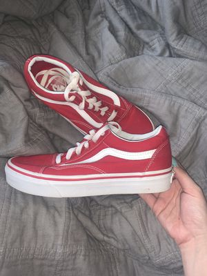brand new red vans for Sale in Oregon City, OR