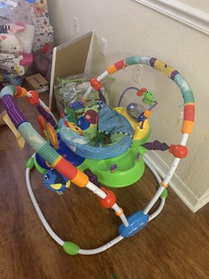 Baby bouncer toy combo for Sale in Brandon, FL