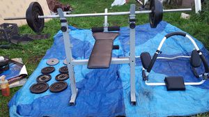 Weight set for Sale in Vancouver, WA
