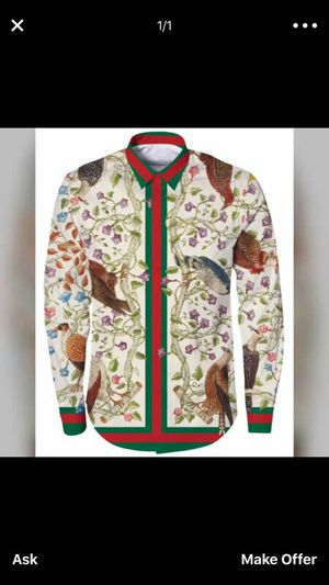Gucci .What's your size? No trade . pick up only. Click on my name for more stuff. for Sale in Hyattsville, MD