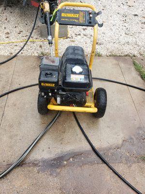 Pressure washer dewalt for Sale in Sugar Land, TX