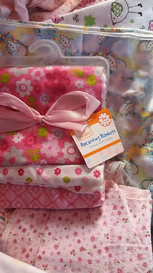 Baby blankets for Sale in Ecorse, MI