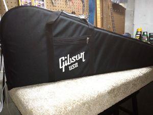 Gibson guitar Gig bag for Sale in Saint Petersburg, FL