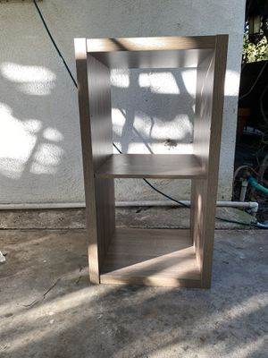 Beautiful small wood shelf - great for kids rooms for Sale in Los Angeles, CA