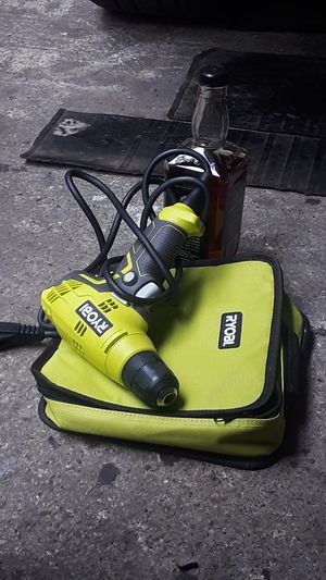 ryobi power drill for Sale in Vancouver, WA