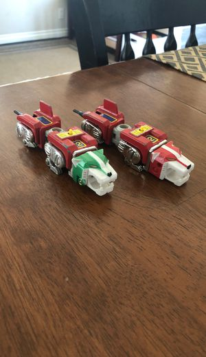 Diecast voltron for Sale in Upland, CA