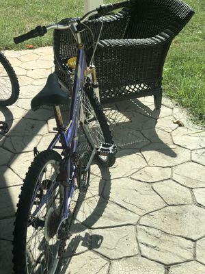 Girls Adult Mountain Bike $60. for Sale in Johnston, RI