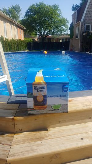 Small Corona Cooler ice chest for Sale in Chicago, IL
