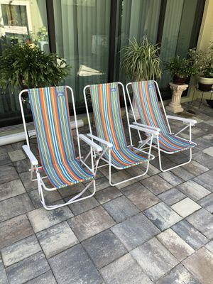 Beach chairs for Sale in North Port, FL