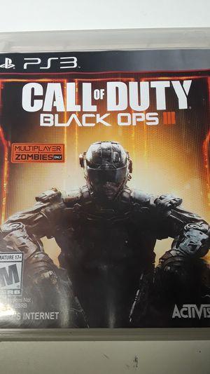 Black ops 3 for Sale in San Antonio, TX