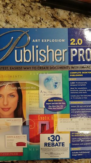 Publishing Pro 2.0 for Sale in Arnold, MO