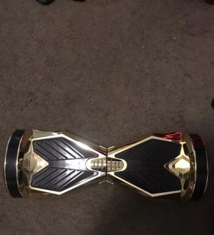 Gold Hoverboard for Sale in Downey, CA