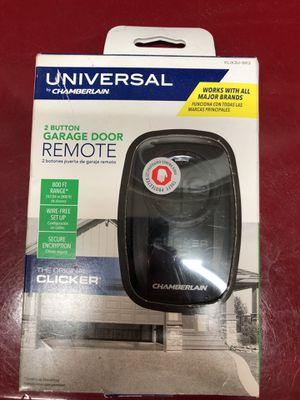 Universal garage door remote control for Sale in Lakeside, CA