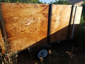 Utility trailer 4x8 for Sale in Riverside, CA