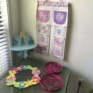 Girls bedroom decor for Sale in Tucker, GA