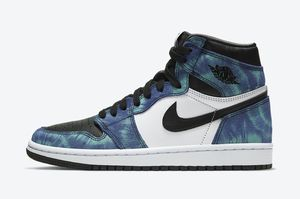 Air Jordan 1 High OG Tie-Dye Womens size 9 Dead Stock for Sale in Port Richey, FL